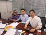 Bangladesh Customer visiting