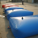Pillow type PVC/TPU storage water bladder