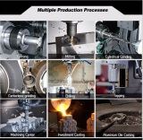 CNC processing technology