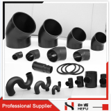 PE water gas pipe fitting