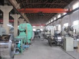 stainless steel coil bright annealing furnace
