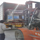 india customer machine delivery