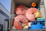 Spiral separator shipped to Indonesia