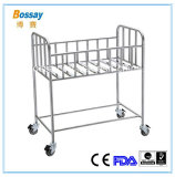 BS-615 Stainless steel Baby Bed