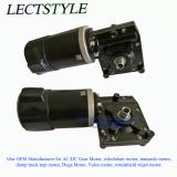 electric golf trolley motor & target trap machine motor & dump truck tarp motor
