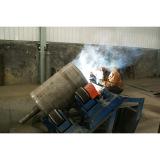 Conveyor pulley/ conveyor drum welding lathe