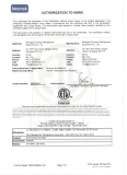 ETL Certification of Ice Making Machine