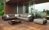 Classic Rattan Outdoor Sofa Furniture