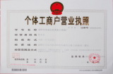 individual business licence