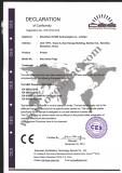 24V Pritner CE Certificate
