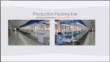 Production Packing line