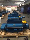 Large wire rope electric hoist factory shipping