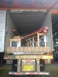 arrange container