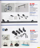 three-dimensional scaffolds BIKE RACK ,MOTORCYCLE RACK AL-0006
