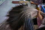 Make hair process
