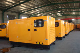 48sets Cummins Silent diesl generators for NEPAL TELECOM