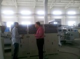 PVC Pipe Production Line--Afghanistan