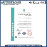 Autostrong ISO9001:2008 certificate