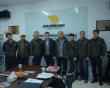 Customers Visited Gaoge Factory