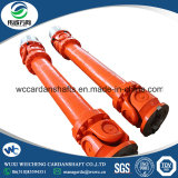 How to right use the cardan shaft for the hot strip mill?