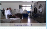 Successful laundry projects showing