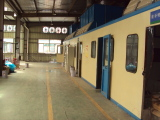 factory painting line