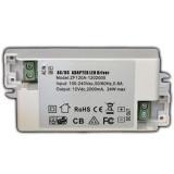 24V 1A 24W Constant Current LED Driver for LED Lights