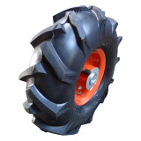 10 inch 3.50-4 pneumatic rubber wheel