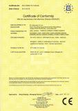 CE Certificate for lathe machine torno