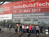 Indonesia Jakarta International Building Materials Exhibition