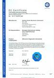 EC CERTIFICATE FULL QUQLITY ASURANCE SYSTEM