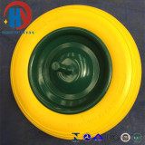 Solid PU Foam Wheel Tyre for Wheel Barrow/Hand Trolley/Tool Cart