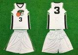 Feedback for basketball uniforms - Curtis