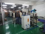 Saudi Arabic customers in our factory