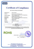 ROHS certification for EV-07P