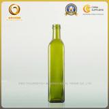 500ml square glass oil bottles