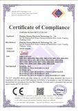CE EMC Certification of Adapter