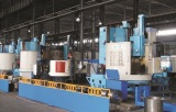 machine center for link rod production