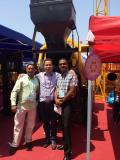 Trinidad and Tobago Agent Visiting 117th Canton Fair