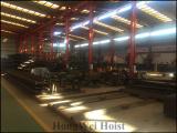 Material handling area