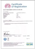 Quality Management System- ISO 13485: 2003