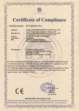 CE Certificate - EMC