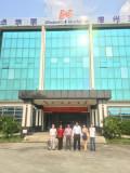 Sri Lanka client visit company