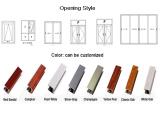 Feelingtop aluminum window color choice