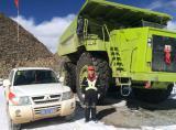 mine field service