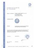 TUV certificate of polysilicon solar panel