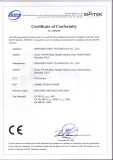 CE Certificate for GPS vehicle trackers