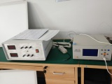 Temperature test instrument