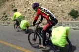 Layin riding in Xizang