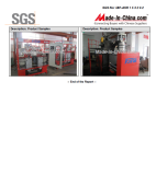 SGS REPORT 16